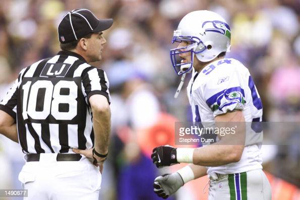 Chad Brown American Football Official Stock Photos And