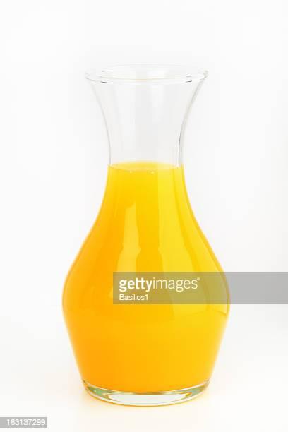 decanter orange juice
