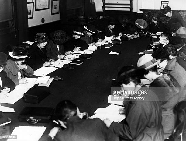 Shorthand classes for London and North Western Railway staff