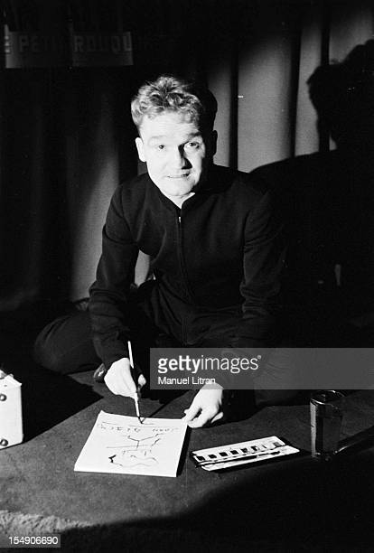 December 1956 John Albert has left 'The Companions of the song' to try a solo career