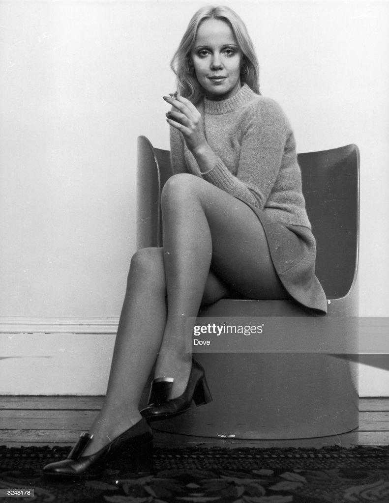 English actress Georgina Hale.