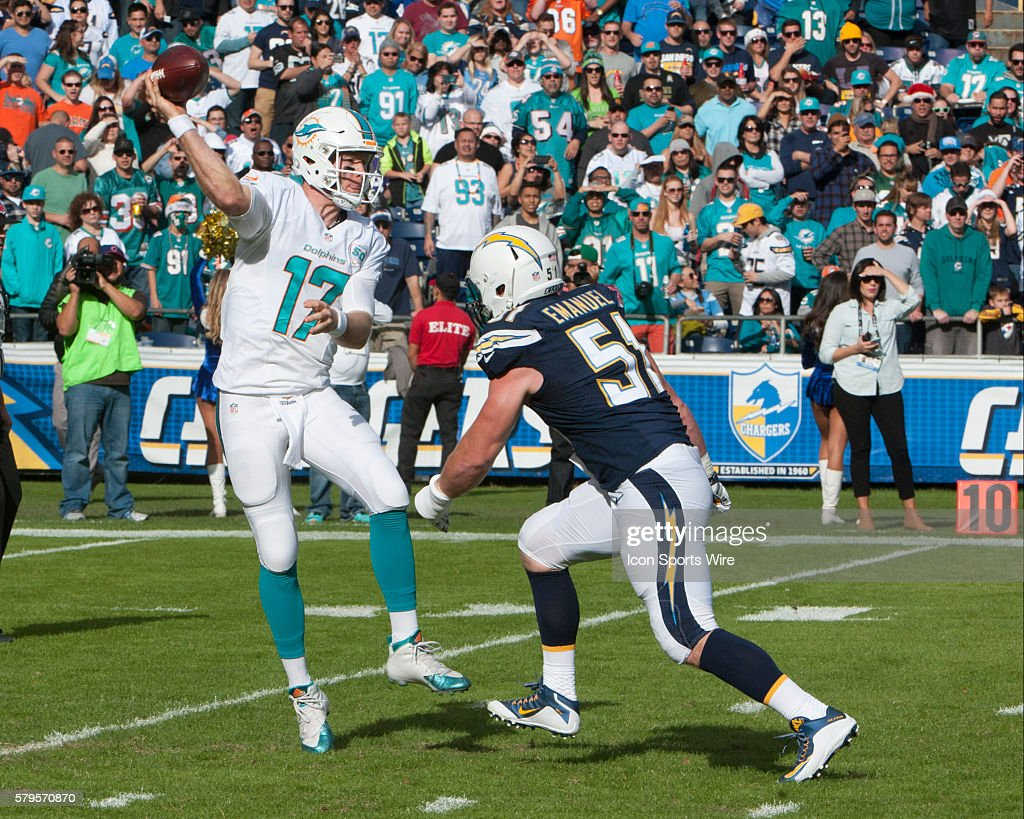 ... 2015 - San Diego Chargers Linebacker Kyle Emanuel (51) 13932 Mens San  Diego Chargers 51 Kyle Emanuel 2013 Nike Navy Blue Elite Jersey ... f89751b6f