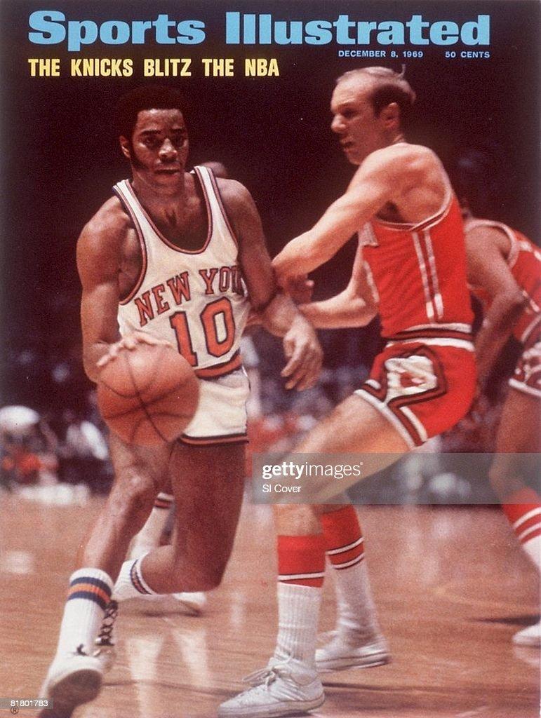 New York Knicks Walt Frazier