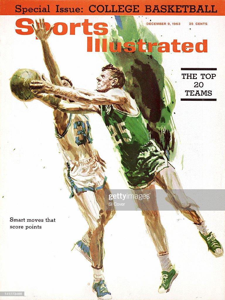 Boston Celtics Frank Ramsey and Sports Illustrated Writer Frank