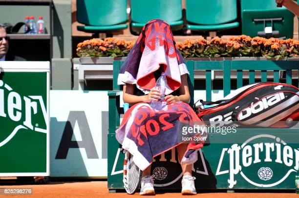 Deception Aravane Rezai Roland Garros 2011 Paris