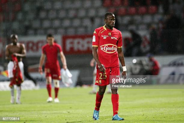 Deception Le Mans / Roland LAMAH Nancy / Le mans 36e journee Ligue 1 Stade Marcel Picot