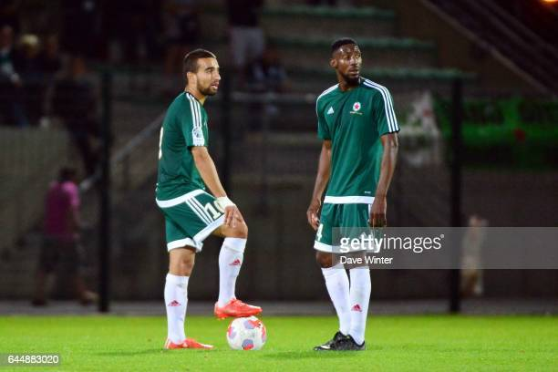 Deception Naim SLITI / Anatole NGAMUKOL Red Star / Valenciennes 5eme journee de Ligue 2 Photo Dave Winter / Icon Sport
