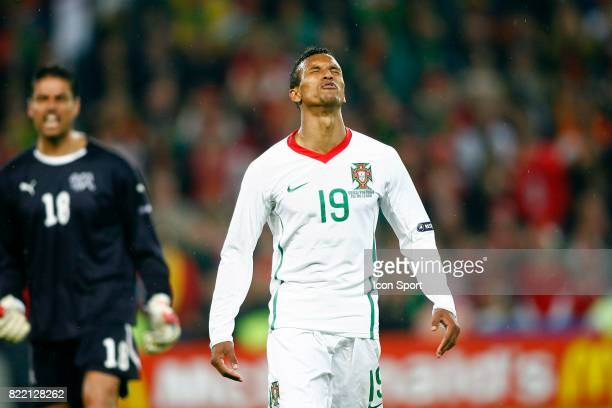 Deception NANI Portugal / Suisse Euro 2008 Bale