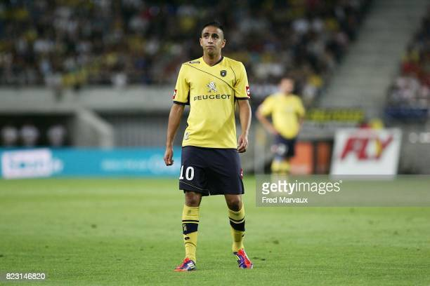 Deception Sochaux Ryad BOUDEBOUZ Sochaux / Metalist Kharkov Europa League 2011/2012