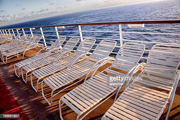 Deck Chairs on a Ship