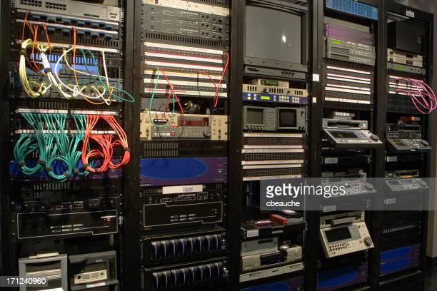 Deck control room