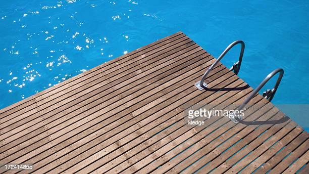 Terrasse & eau