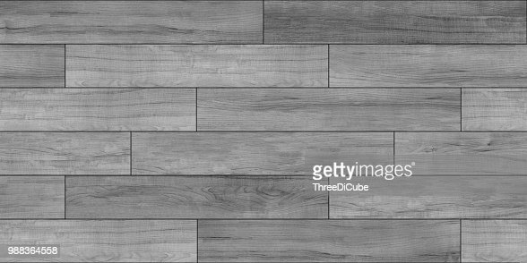 Decking gray seamless texture, bump, displace, reflect and glossiness. : Stock Photo