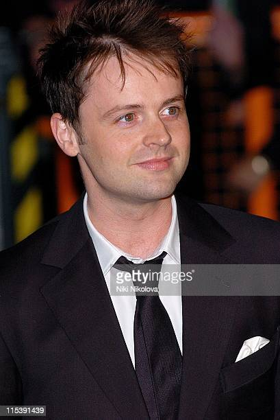 Declan Donnelly during National Television Awards 2005 at Royal Albert Hall London in London United Kingdom