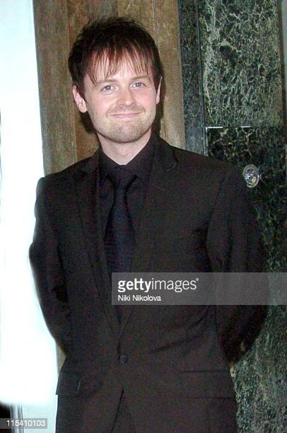 Declan Donnelly *Exclusive Coverage* during Ant McPartlin and Declan Donnelly Sighting at Claridges in London July 31 2005 at Claridges in London...