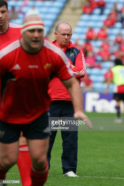 Declan KIDNEY Saracens / Munster Demi finale Heineken Cup Photo Dave Winter / Icon Sport