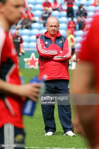 Declan KIDNEY Saracens / Munster Demi finale Heineken Cup Photo Dave Winter / Icon Sport