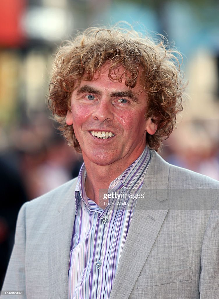 Declan Lowney attends the 'Alan Partridge: Alpha Papa' World Premiere Day at Vue Leicester Square on July 24, 2013 in London, England.