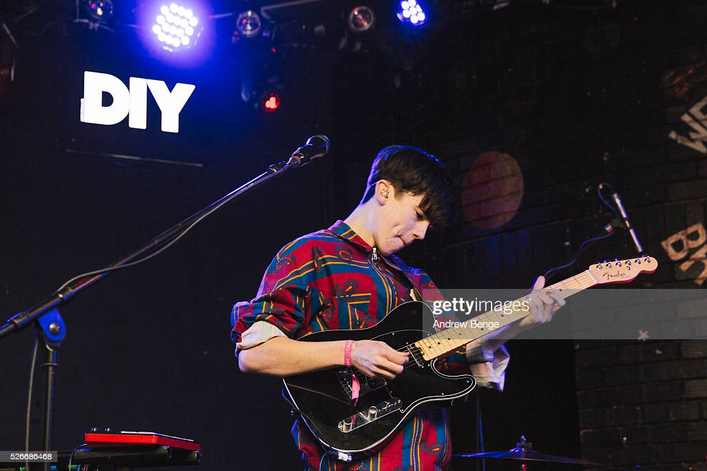 Declan McKenna performs at The Brudenell Social Club during Live At Leeds on April 30, 2016 in Leeds, England.