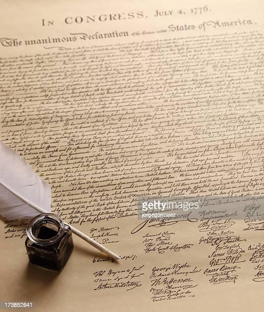 Unabhängigkeitserklärung Dokument