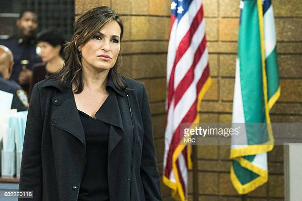UNIT 'Decline and Fall' Episode 1809 Pictured Mariska Hargitay as Lieutenant Olivia Benson