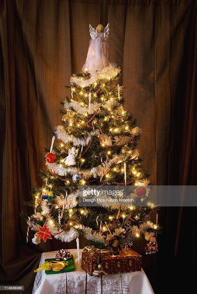keywords - Angel Christmas Tree