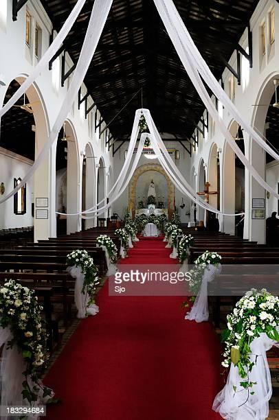 内装の教会
