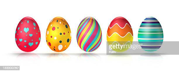 Decorated Easter Eggs (XXXL)