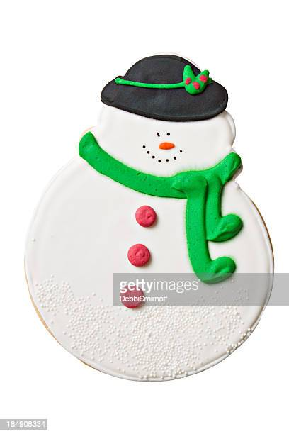 Decorated Snowman