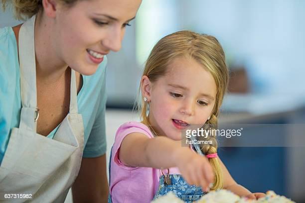 Décoration de Cupcakes