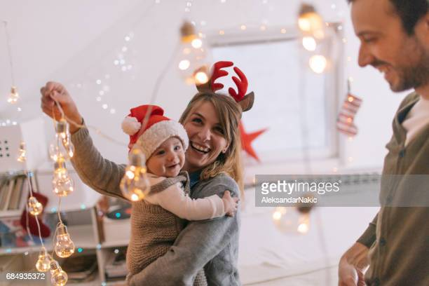 Decorating for Christmas holidays
