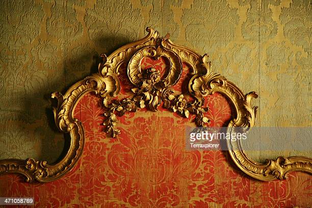 Decorative Antique Bedboard