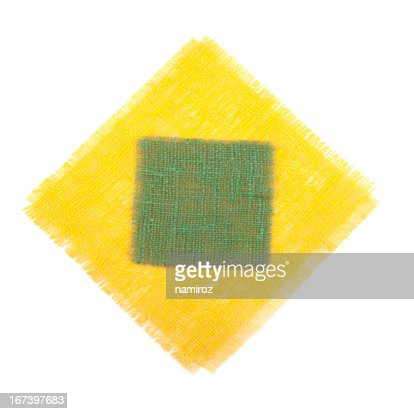 Decorative elements napkins : Stock Photo