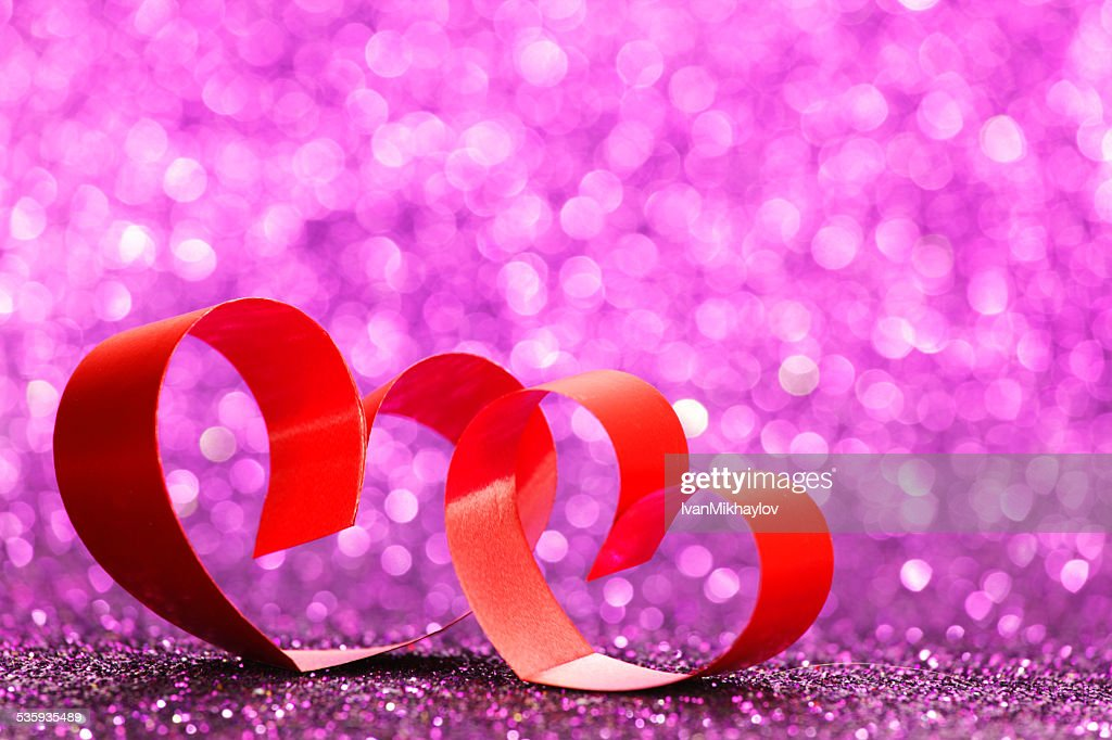Decorative hearts : Stock Photo