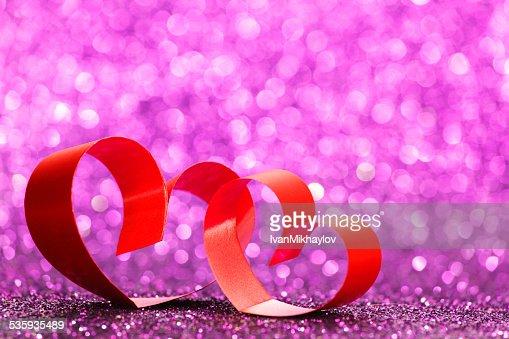 Decorative hearts : Stock Photo