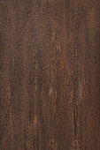 Deep-brown decorative plaster