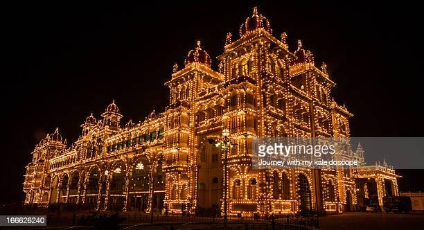 Decouvrez le Mysore nocturne!