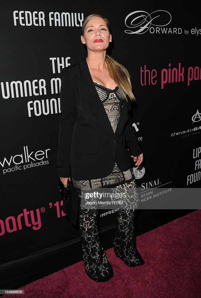 Elyse Walker Presents The 8th Annual Pink Party Hosted By Michelle Pfeiffer To Benefit Cedars-Sinai Women's Cancer Program - Pink Carpet