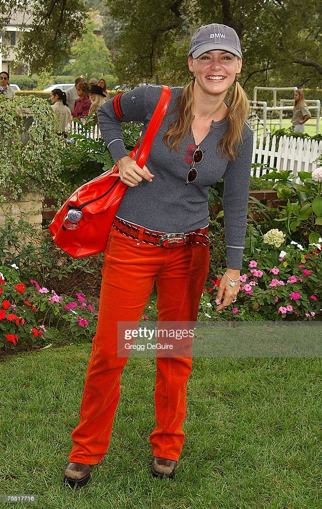 Dedee Pfeiffer at the Private Home in Pasadena, California