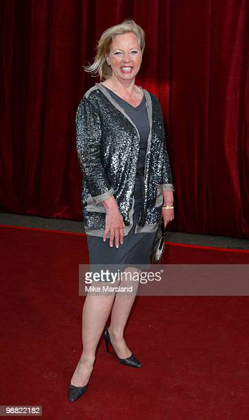 Dedorah Meaden attends 'An Audience With Michael Buble' at The London Studios on May 3 2010 in London England