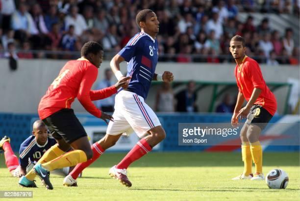 Dedryck BOYATA / Steven NZONZI France / Belgique Qualifications Euro 2011 Espoirs U21 Vannes