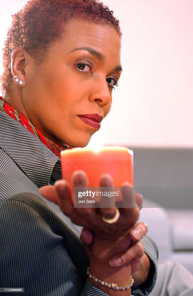 <a gi-track='captionPersonalityLinkClicked' href=/galleries/search?phrase=Dee+Dee+Bridgewater&family=editorial&specificpeople=2518501 ng-click='$event.stopPropagation()'>Dee Dee Bridgewater</a> during <a gi-track='captionPersonalityLinkClicked' href=/galleries/search?phrase=Dee+Dee+Bridgewater&family=editorial&specificpeople=2518501 ng-click='$event.stopPropagation()'>Dee Dee Bridgewater</a> Christmas Portrait Session at Capitol Tokyo Hotel in Tokyo, Japan.
