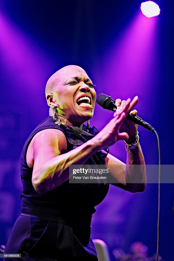<a gi-track='captionPersonalityLinkClicked' href=/galleries/search?phrase=Dee+Dee+Bridgewater&family=editorial&specificpeople=2518501 ng-click='$event.stopPropagation()'>Dee Dee Bridgewater</a> performs live on stage at Port Of Rotterdam on July 11, 2015 in Rotterdam, Netherlands.