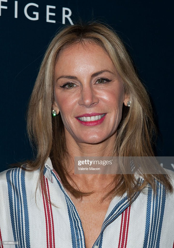 Dee Hilfiger arrives at the Tommy Hilfiger LA Flagship Opening on February 13, 2013 in Los Angeles, California.
