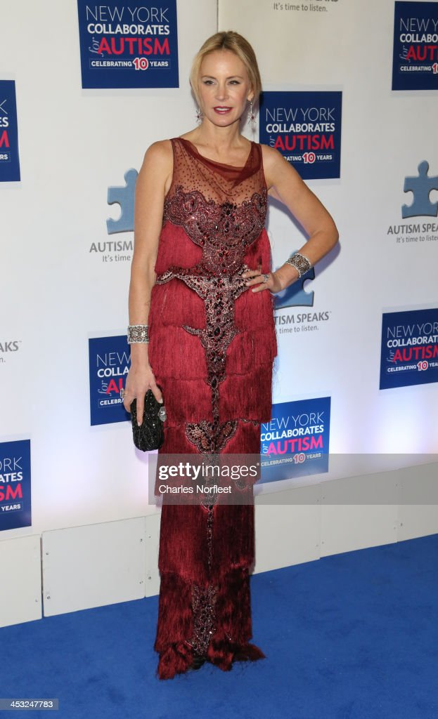 Dee Hilfiger attends the 2013 Winter Ball For Autism at the Metropolitan Museum of Art on December 2, 2013 in New York City.