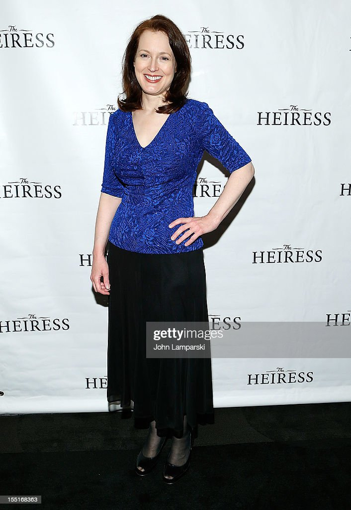 Dee Nelson attends the after party following the Broadway revival opening night of 'The Heiress' at The Edison Ballroom on November 1, 2012 in New York City.