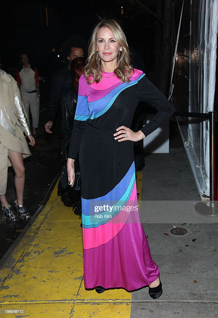 Dee Occlepo arrives at The Ninth Annual CFDA/Vogue Fashion Fund Awards at 548 West 22nd Street on November 13, 2012 in New York City.