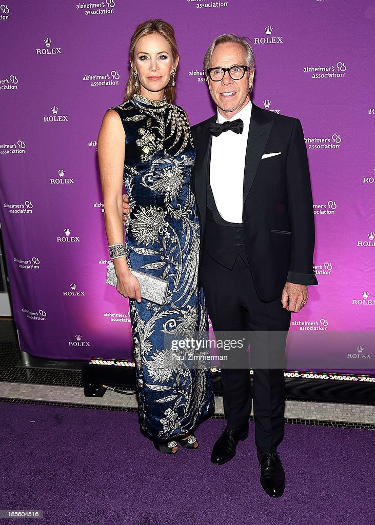 <a gi-track='captionPersonalityLinkClicked' href=/galleries/search?phrase=Dee+Ocleppo&family=editorial&specificpeople=592235 ng-click='$event.stopPropagation()'>Dee Ocleppo</a> (L) and designer Tommy Hilfiger attend 2013 Alzheimer's Association Rita Hayworth 30th Anniversary gala at The Waldorf=Astoria on October 22, 2013 in New York City.
