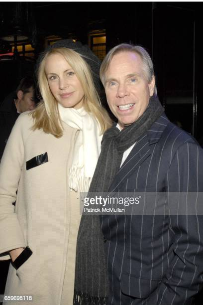 Dee Ocleppo and Tommy Hilfiger attend Hilfiger Denim Marky Ramone Paper Magazine Invite you to Celebrate The Launch of MARKY RAMONE'S ROCK SCENE...