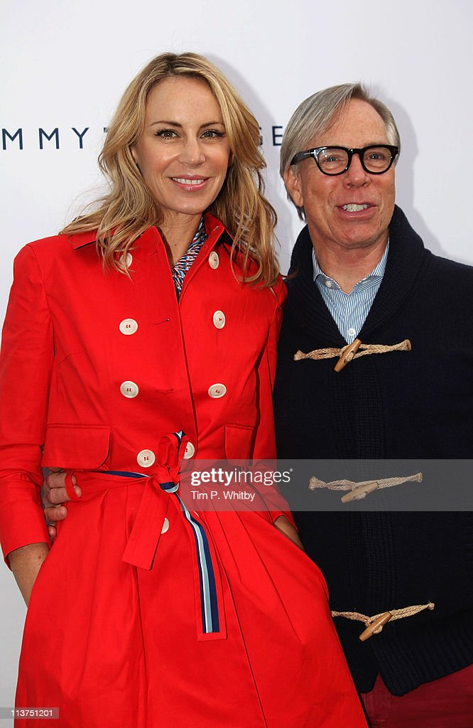 <a gi-track='captionPersonalityLinkClicked' href=/galleries/search?phrase=Dee+Ocleppo&family=editorial&specificpeople=592235 ng-click='$event.stopPropagation()'>Dee Ocleppo</a> and Tommy Hilfiger attend the launch of the new Tommy Hilfiger pop up shop at Tommy Hilfiger 'Prep World' Covent Garden on May 5, 2011 in London, England.